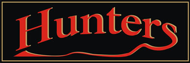 hunters square logo